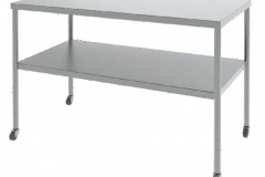 Stainless Steel Instrument Table