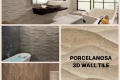 PORCELANOSA 3D WALL TILE