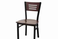 Chair 555.Mahogany